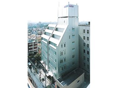 京王初台駅ビル