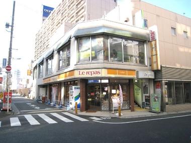 幡ヶ谷西店舗