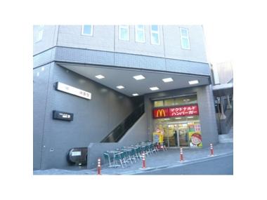 神泉駅ビル
