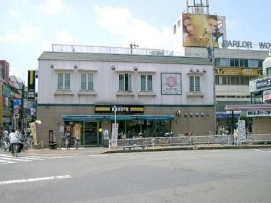 つつじヶ丘駅前店舗