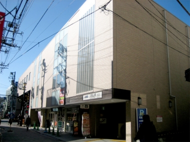 久我山駅店舗