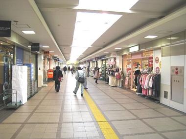 下高井戸駅店舗
